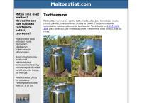 Nettisivu: RST-Maitoastiat Oy