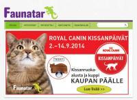 Nettisivu: Faunatar Jyväskylä