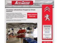 Nettisivu: VaihtoAuto-Center