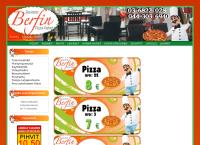 Nettisivu: BerFin Pizzeria-Kebab