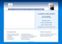 Nettisivu: VO Hammas Oy