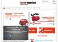 Nettisivu: Isoworks Oy