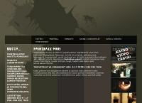 Nettisivu: Lasikellari sauna- ja kokoustila