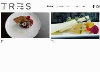 Nettisivu: Tres Restaurant