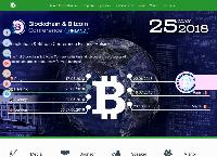Nettisivu: Blockchain & Bitcoin Conference Finland