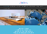 Nettisivu: Moment Ry